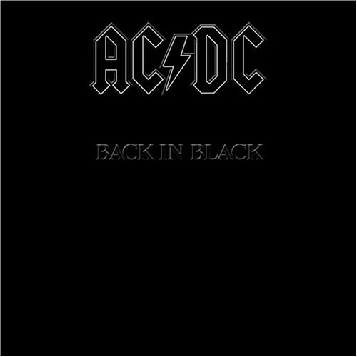 Back In Black Ac Dc: Back In Black – ACDC – Drum Sheet Music