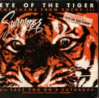 Eye of the Tiger – Survivor