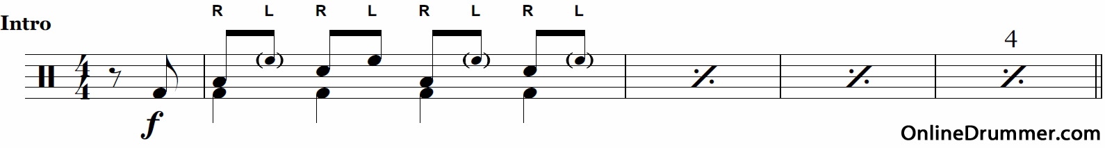 Your Go-To Shuffle Drum Beat