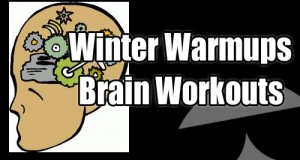 Winter Warmups – Brain Workouts For Behind The Kit