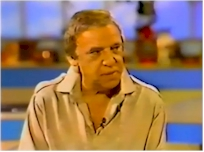 Buddy Rich on Regis Philbin Show 1984