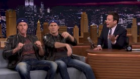 Chad Smith and Will Ferrell – Drum Off