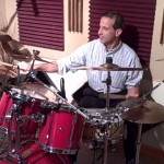Drummer Todd Walker Sixteenth Groove/Fill – w/Inverted Paradiddle & Phrasing