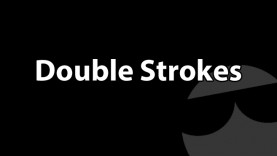 Double Stroke Pad Exercise