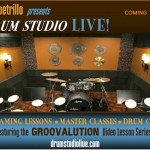 Pat Petrillo to Launch DrumStudioLive.com!