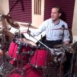Drummer Todd Walker Six-Stroke Roll Fill with variation sticking