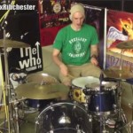 Fast Drum Fill In The Style Of Travis Barker – All Abilities!