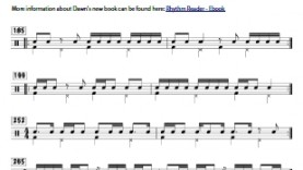 Exploring Rhythm Reader – Sheet Music