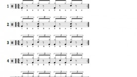 Intro To The Rock Shuffle – Sheet Music