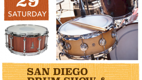 First Annual San Diego Drum Show & Swap Meet