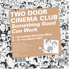 Something Good Can Work – Two Door Cinema Club  – Drum Beats