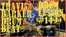 Travis Barker Drum Beat