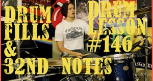 Drum Fills & 32nd Notes