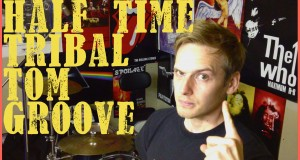 Half Time Tribal Tom Groove