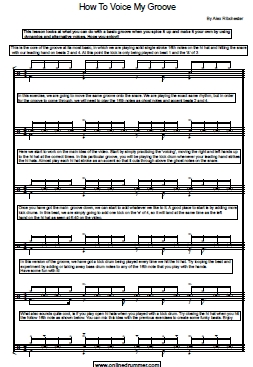 Getting More From The Basics – Sheet Music