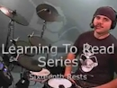 Learning To Read Series: Sixteenth Notes