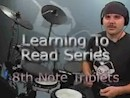Learning To Read Series: 8th Note Triplets