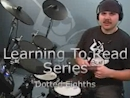 Learning To Read Series: Dotted 8th Notes