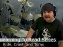 Learning to Read Series: Basic Drum Set Music 3