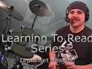 Learning To Read Series: Basic Drum Set Music