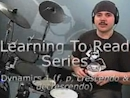 Learning To Read Series: Dynamics 1