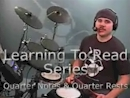 Learning To Read Series: Quarter Notes and Quarter Rests