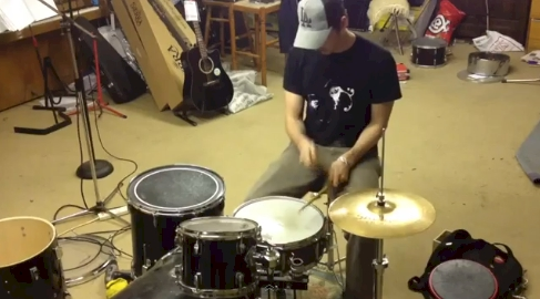 Sick Drum Beat! Funk, Rock, and a bit of Hip Hop