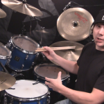 Stick Trick Inspired by Vinnie Paul Drum Fill